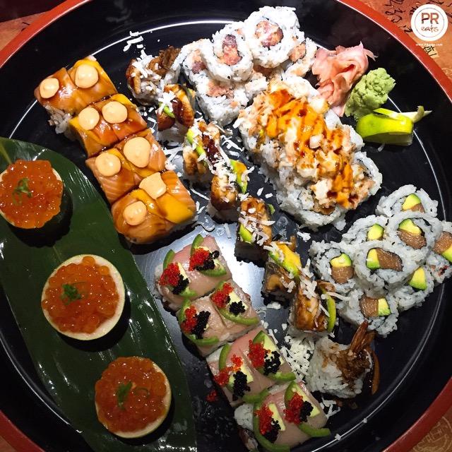 Sushi puerto rico eats - Sushi puerto santa maria ...